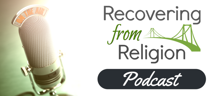 Recovery From Religion Podcast interview drops!